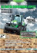Deutz-Fahr 9310 Agrotron TTV, 2016, Traktorok