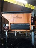 ATC 25, 2012, Asphalt heaters
