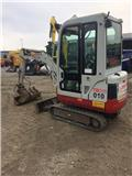 Take-Job TB 016, 2007, Mini excavators < 7t (Mini diggers)