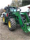 John Deere 6534, 2011, Tractors