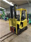 Hyster E 1.50 XM, 2000, Electric Forklifts