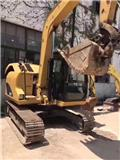 Caterpillar 307 D, Midi excavators  7t - 12t