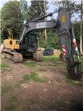 Volvo EC 160 C L, 2008, Crawler excavators