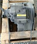 Timberjack 1270D, Getriebe