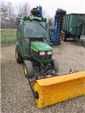 John Deere 4100 HST, 2004, Compak  traktors