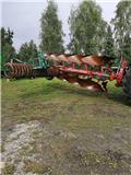 Kverneland LS 100-200, Váltvaforgató ekék