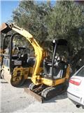 JCB 1 CX, 2006, Mini ekskavatoriai < 7 t