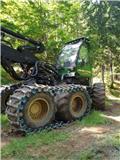 Timberjack 1470D, 2005, Harvester
