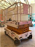Haulotte Compact 10, 2001, Piattaforme verticali