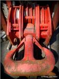 Liebherr LTM 1200-1, Nosturien osat ja lisävarusteet