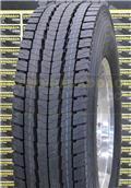 Bridgestone M749 315/80R22.5 M+S 3PMSF däck, 2021, Gume, kolesa in platišča
