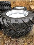 Michelin Däck  Massey Ferguson 420/85R38.  340/85R28، 2019، ماكينات زراعية أخرى