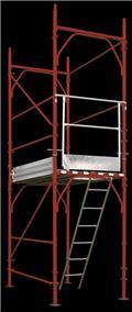 Ponteggio nuovo, new scaffolding, echafaudage, 2020, Iskele ekipmanlari