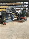 Eurocomach ES 95 TR, 2016, Baggerlader