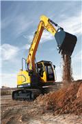 Hyundai HX 145 LCR, 2018, Crawler Excavators