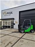 Toyota Greenlifter 1.5t lpg duplo/ sideshift ruwterrein, 2021, LPG trucks