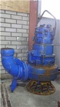 Flygt D3152, Waterpumps