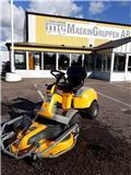 Stiga Park 740、2014、騎乘式割草機