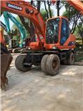 Doosan DH 140, 2011, Excavadoras de ruedas
