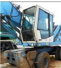 Fuchs MHL 350, 2005, Manejadores de residuos industriales