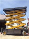Liftlux SL260-25 4WDS, 2004, Elevadores de tesoura
