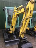 Yanmar SV 20, 2011, Mini excavators < 7t (Mini diggers)