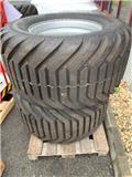 BKT Reifen mit Felgen, 2018, Prívesy na prepravu dreva