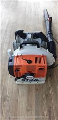 Stihl BR 420, 2002, Šiukšlių šalinimo įranga