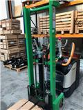 HYDRAULIC HAND STACKER SFH1516, 2017, Ръчно водими