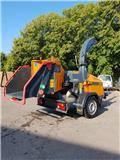 Forst ST6 - 481 hours, 2015, Drobilice za drvo / čiperi