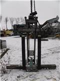 Палетные вилы Kobra DG040F widły załadowcze HDS, 1999