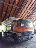 Mercedes-Benz Actros 2546, 2002, Horgos rakodó teherautók