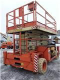 Holland Lift B 195 DL 25, 2007, Scissor Lifts
