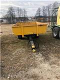 Palmse 600, 2016, Dump trailers