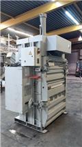 Vertikalballenpresse HSM 500.1 VL, 1999, Empacadoras industriales