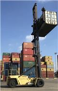 Hyster H 22.00 XM-12 EC, 2009, Wozy do składowania i transportu kontenerów