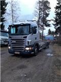 Scania G 480, 2012, Konteinerveokid