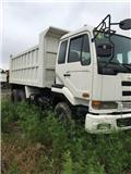 Nissan CWB459, 2010, Site dumpers