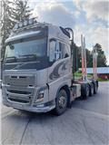Volvo FH16、2014、木材貨車