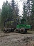 John Deere 810 E, 2017, Forwarder