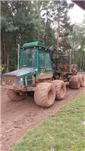 Timberjack 1210, 1998, Forwarders