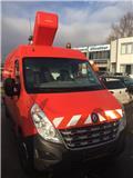 France Elevateur 142 TPF, 2013, Plataformas sobre camión