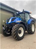 New Holland T 7.210, 2018, Tractors