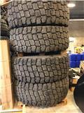 Michelin snow plus, Wheel Loaders