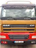 DAF CF85, 2008, Billenő teherautók
