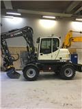 Terex Schaeff TW110, 2017, Wheeled excavators