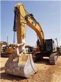 Caterpillar 352 F, 2016, Crawler excavators