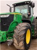 John Deere 7260 R, 2013, Traktoren