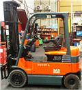 Toyota 7 FB MF 25, 2006, Electric forklift trucks