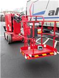 Haulotte HA 12 CJ, 2016, Articulated boom lifts